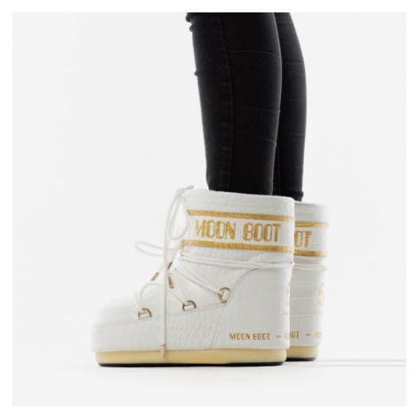 Buty damskie Moon Boot Classic low 50° Crocodile 14089600 002