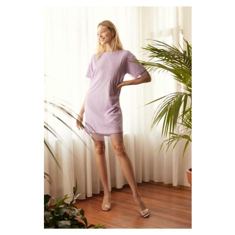 Women's dress Trendyol Tulle Detailed