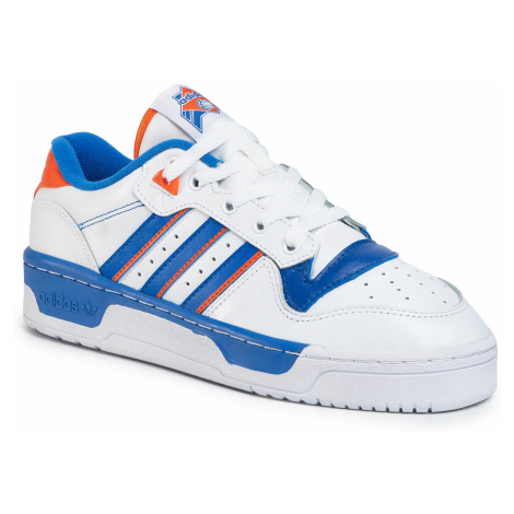 Buty adidas - Rivalry Low FU6833 Ftwwht/Blue/Orange