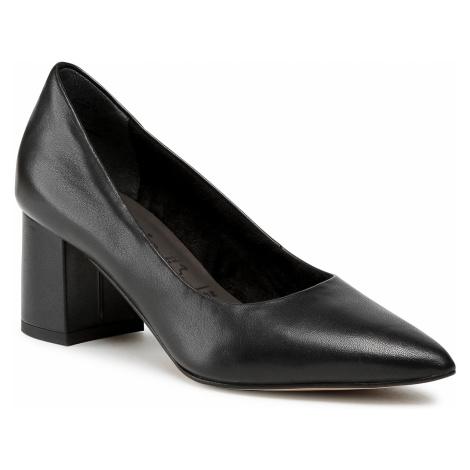 Półbuty TAMARIS - 1-22434-26 Black Leather 003