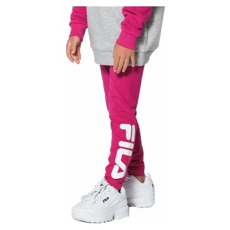 legginsy Fila Flex - Pink Yarrow