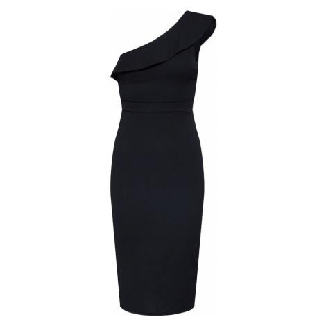 WAL G. Sukienka koktajlowa czarny