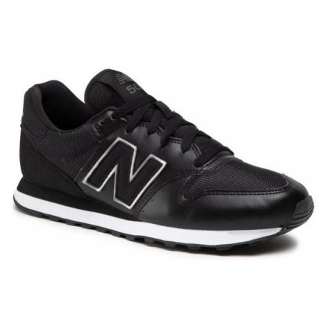 New Balance Sneakersy GM500MA1 Czarny