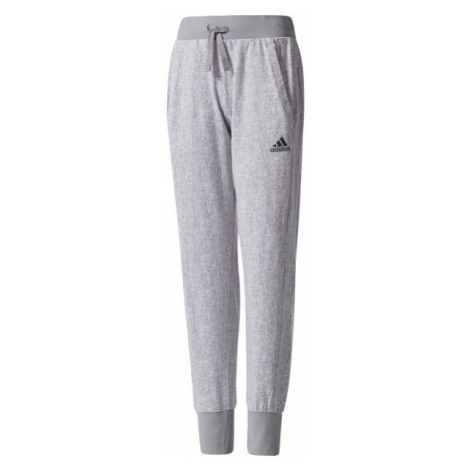 adidas AOP TAPERED PANT - Spodnie dziewczęce