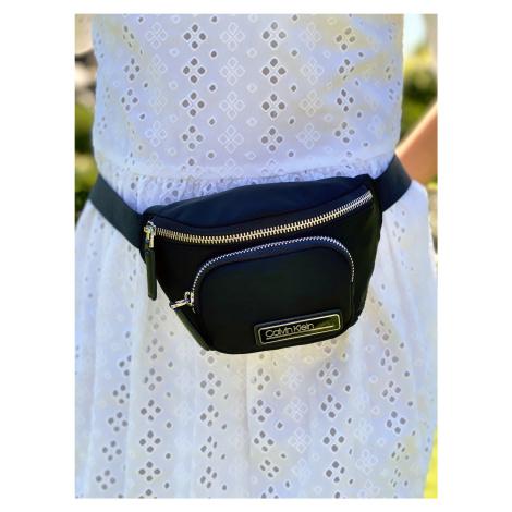 """Calvin Klein """"Primary Mini Waistbag"""" Black"""