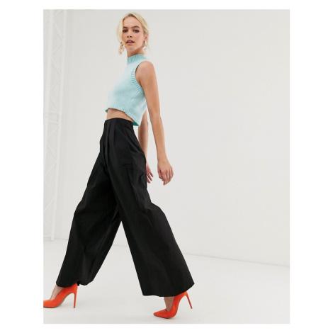 Closet high waist palazzo trousers