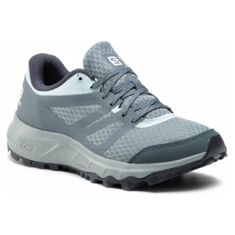 Buty SALOMON - Trailster 2 409629 20 W0 Lead/Stormy Weather/Icy Morn