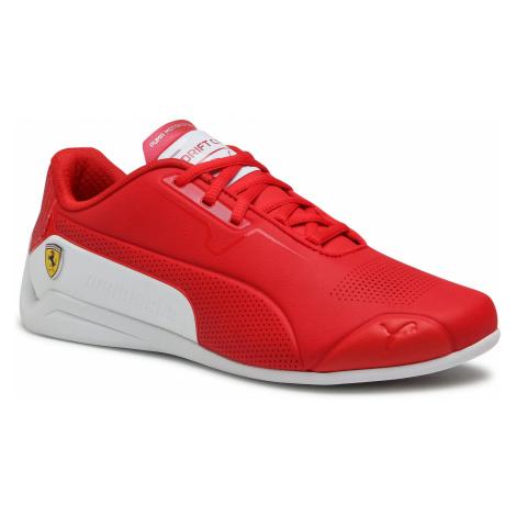Sneakersy PUMA - Ferrari Drift Cat 8 306818 02 Rosso Corsa/Puma White