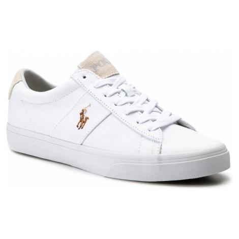 Tenisówki POLO RALPH LAUREN - Sayer 816749369003 White