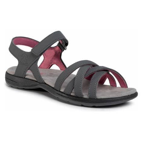 Sandały KAMIK - Regina HK2596 Charcoal