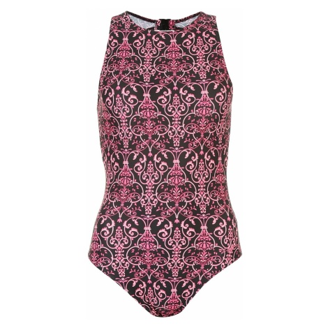 Zoggs High Front Swimsuit Ladies