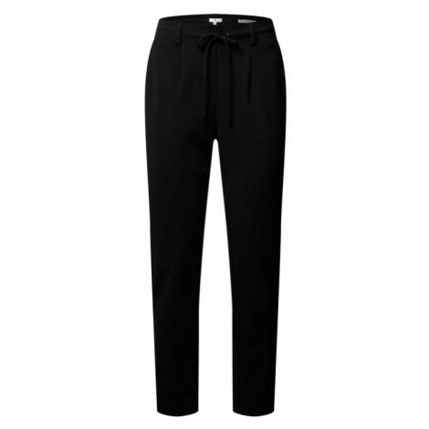 Luźne spodnie z zakładkami w pasie Tom Tailor