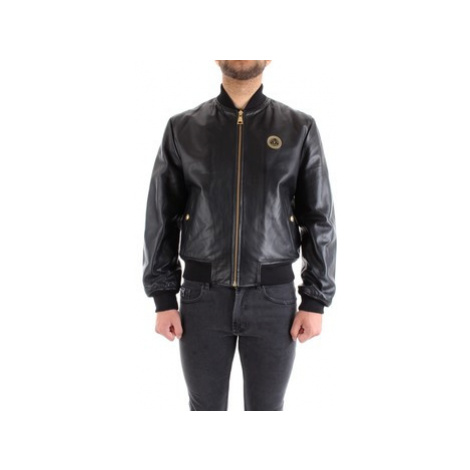 Kurtki skórzane Versace Jeans Couture 71GAVP06-CP001
