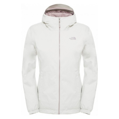 The North Face W QUEST INSULATED JACKET biały S - Kurtka zimowa damska