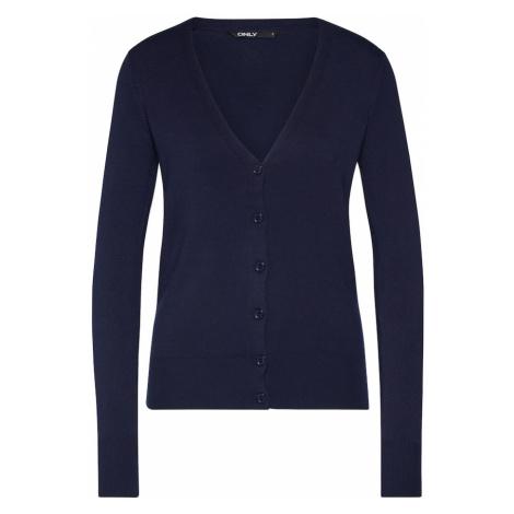 ONLY Sweter 'VENICE' niebieska noc