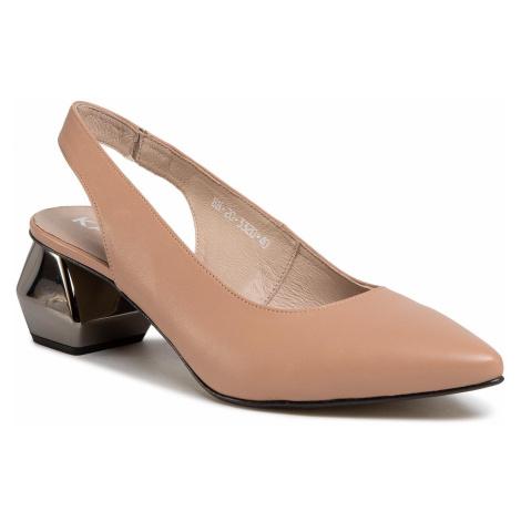 Sandały KARINO - 3320/007 Brąz