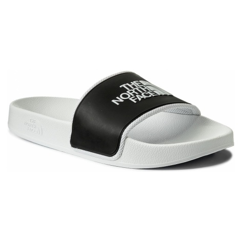 Klapki THE NORTH FACE - Base Camp Slide T93K4BLA9 Tnf White/Wnf Black