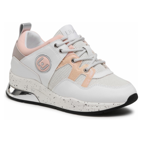 Sneakersy LIU JO - Karlie 10 4A1709 EX083 White 01111