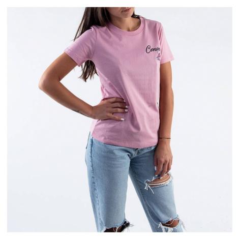 Koszulka damska Converse W Hangin Out Classic Tee 10020554-A03