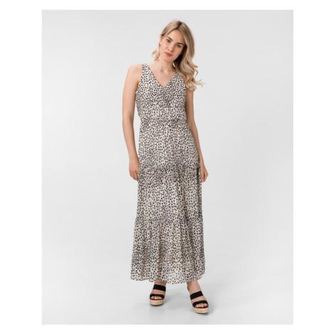 Vero Moda Penny Sukienka Biały