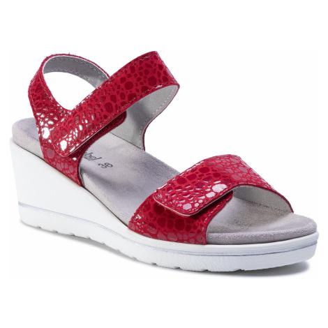 Sandały COMFORTABEL - 711068 Rot 4