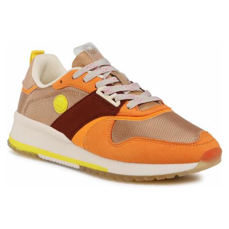 Sneakersy SCOTCH & SODA - Vivi 21733145 Orange Multi S498