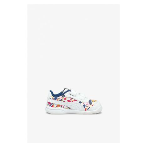 Buty Puma Sneakersy Stepfleex 2 Sl Ve V Infwhite-19252325 White