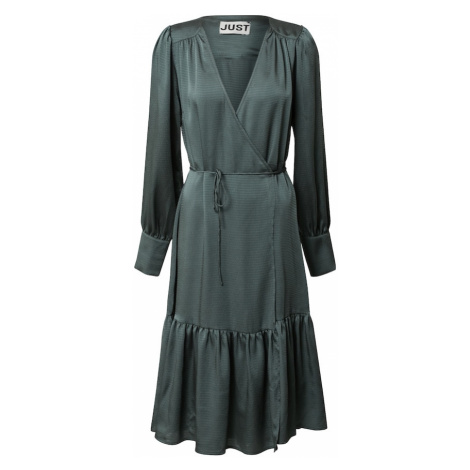 JUST FEMALE Sukienka miętowy