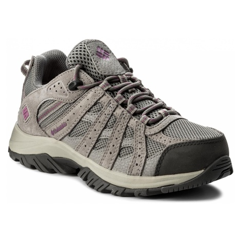 Trekkingi COLUMBIA - Canyon Point Waterproof YL5416 Charcoal/Intense Violet 032