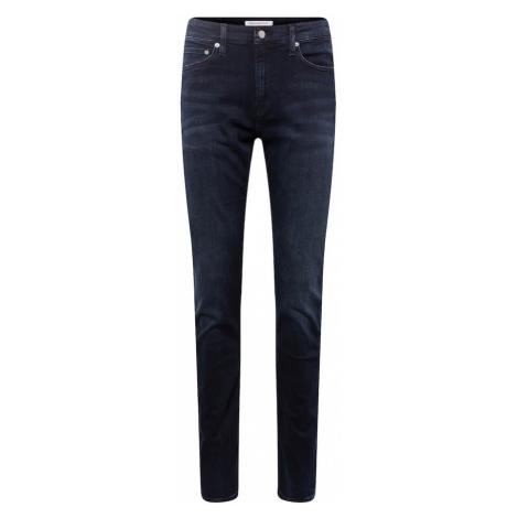 Calvin Klein Jeans Jeansy 'CKJ 026 SLIM' niebieski denim
