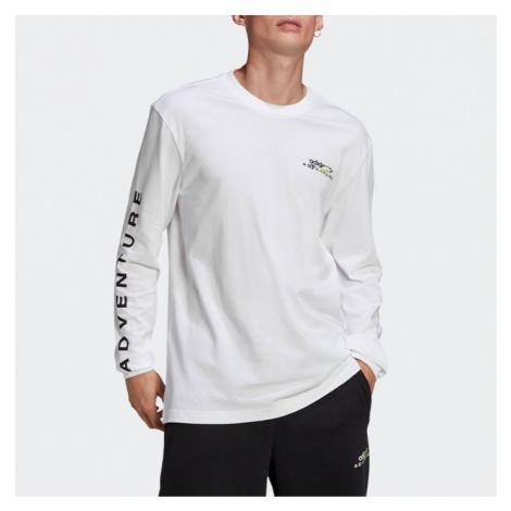 Męskie sportowe bluzy nierozpinane Adidas