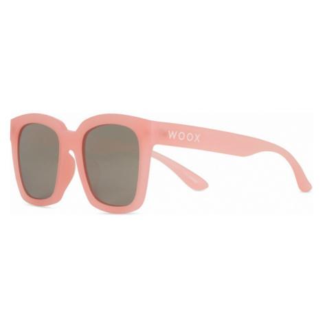 Polaryzacyjne Okulary Przeciwsłoneczne Unisex | Różowe Antilumen Rosea Woox