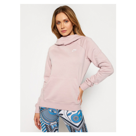 Nike Bluza Essential BV4116 Różowy Regular Fit