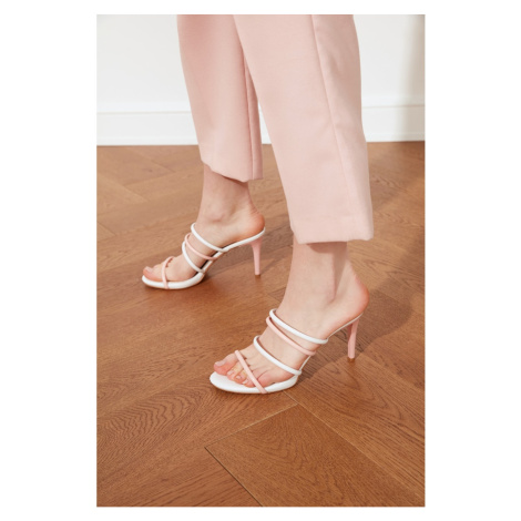 Trendyol Powder Banded Women's Slippers