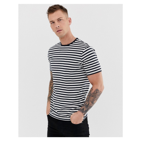 Only & Sons short sleeve t-shirt in stripe