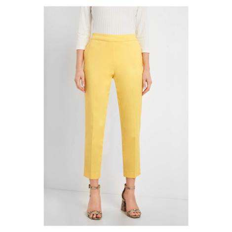Spodnie w kant Orsay