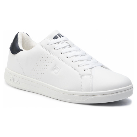 Sneakersy FILA - Crosscourt 2 Low 1010274.98F White/Dress Blue