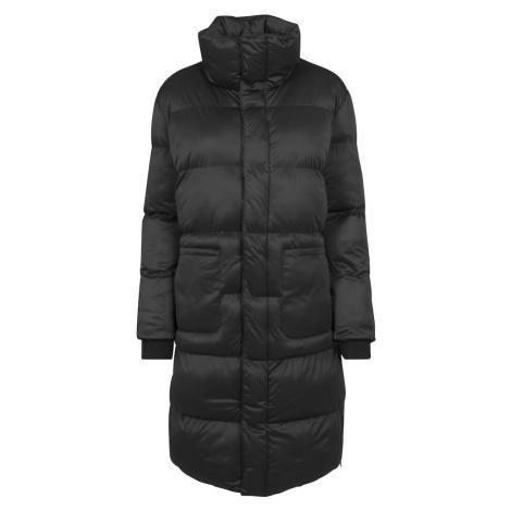 Urban Classics Płaszcz zimowy czarny