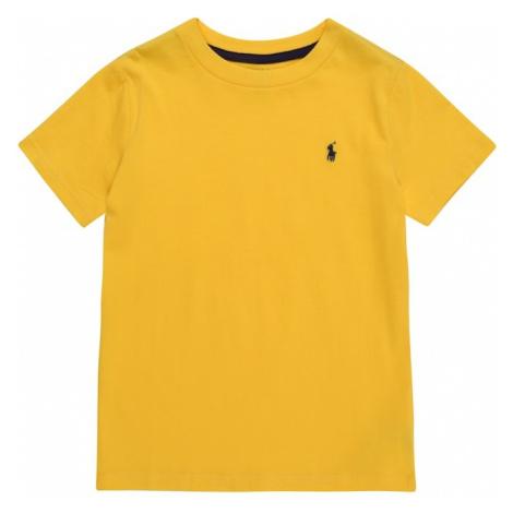 POLO RALPH LAUREN Koszulka żółty