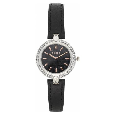 Zegarek FURLA - Logo Links WW00006-A.0046-O6000-1-003-20-CN-W Nero