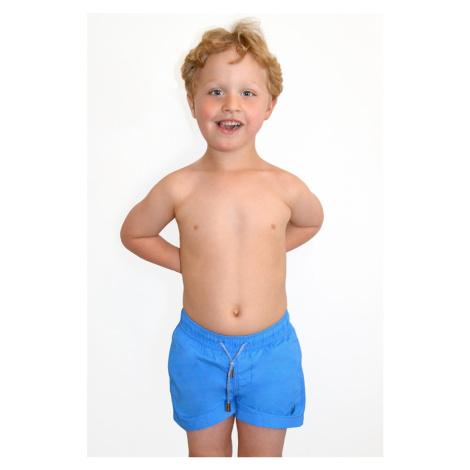 Chłopięce szorty kąpielowe Leonard Zaffiro David 52