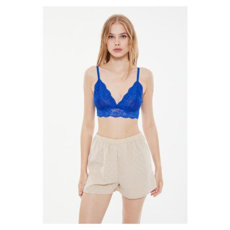 Trendyol Blue Lace Bralet