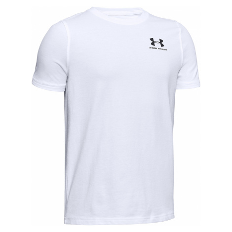 Under Armour Koszulka dziecięce Biały