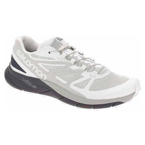 buty Salomon Sense Ride - White/Graphite/Pearl Blue