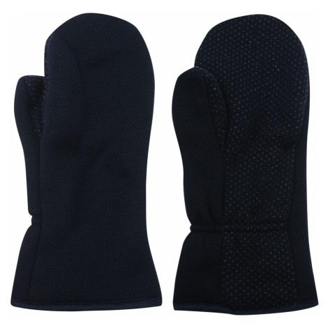 Czarne damskie rękawiczki sportowe