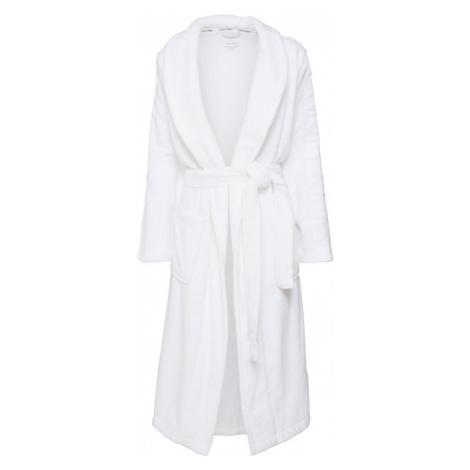 Calvin Klein Underwear Szlafrok długi 'Robe' biały