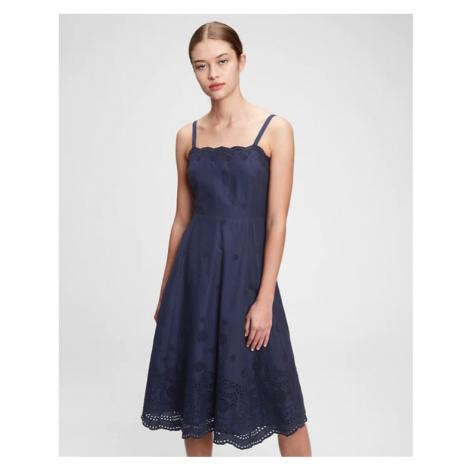GAP Sukienka Niebieski