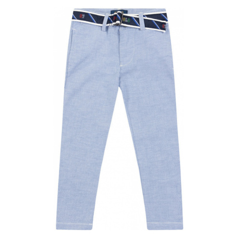 Polo Ralph Lauren Spodnie materiałowe 322785717 Niebieski Regular Fit