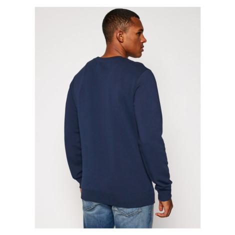 Calvin Klein Jeans Bluza J30J307757402 Granatowy Regular Fit