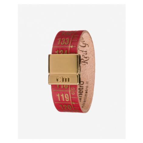 Il Centimetro Red Gold Bransoletka Czerwony